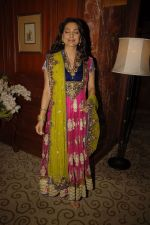 Juhi Chawla at the launch of The Taj Book in The Taj Hotel, Mumbai on 18th Dec 2011 (12).JPG
