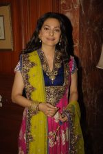 Juhi Chawla at the launch of The Taj Book in The Taj Hotel, Mumbai on 18th Dec 2011 (13).JPG