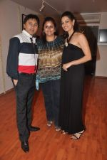 Lavinia Hansraj  at Lavina Hansraj furnishing launch in Mumbai on 18th Dec 2011 (28).JPG
