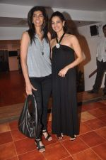 Lavinia Hansraj at Lavina Hansraj furnishing launch in Mumbai on 18th Dec 2011 (7).JPG