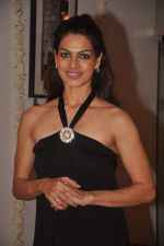 Lavinia Hansraj at Lavina Hansraj furnishing launch in Mumbai on 18th Dec 2011 (80).JPG