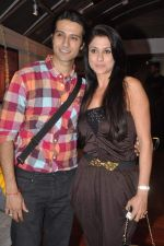 Shilpa Saklani, Apoorva Agnihotri at Lavina Hansraj furnishing launch in Mumbai on 18th Dec 2011 (11).JPG