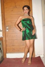 Parul Yadav at the launch of new show Afsar Bitiya on Zee in Sky Lounge Sheesha, Andheri, Mumbai on 19th Dec 2011.JPG