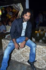 Rohit Khurana at choreographer Shakir Sheikh_s birthday bash in Mumbai on 19th Dec 2011 (83).JPG