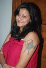 Smita Singh at the launch of new show Afsar Bitiya on Zee in Sky Lounge Sheesha, Andheri, Mumbai on 19th Dec 2011 (24).JPG