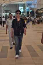 Sajid Nadiawala return after CCL cricket match in Airport, Mumbai on 20th Dec 2011 (7).JPG