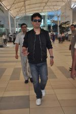 Sajid Nadiawala return after CCL cricket match in Airport, Mumbai on 20th Dec 2011 (8).JPG