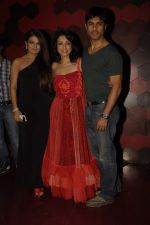 Sheeba, Madhurima Nigam at the launch of Madhurima Nigam_s mens wear line in Trilogy o 20th Dec 2011 (52).JPG