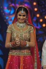 Genelia D Souza on the sets of Saroj Khan_s show Nachle Ve at Imagine in R K Studios on 21st Dec 2011 (128).JPG