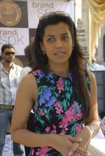 Mugdha Godse at Maha Feast outdoor food festival in Gateway of India on 21st Dec 2011 (31).JPG