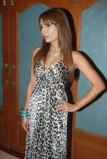 Pooja Misra at a press conference in Andheri, Mumbai on 21st Dec 2011 (10).JPG