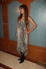 Pooja Misra at a press conference in Andheri, Mumbai on 21st Dec 2011 (11).JPG