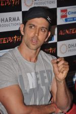 Hrithik Roshan at Agneepath film trailor launch in Imax, Wadala on 23rd Dec 2011 (43).JPG
