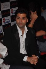 Karan Johar at Agneepath film trailor launch in Imax, Wadala on 23rd Dec 2011 (30).JPG