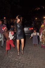 Amrita Arora at Midnight mass in Bandra, Mumbai on 24th Dec 2011 (56).JPG