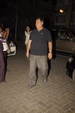 David Dhawan at Anil Kapoor_s birthday bash in Juhu, Mumbai on 24th Dec 2011 (10).JPG