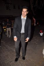 Dino Morea at Midnight mass in Bandra, Mumbai on 24th Dec 2011 (48).JPG