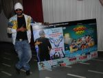 Ramji Gulati promote film Sadda Adda on Chrismas eve at at Rithumbara midst 10,000 students in Mumbai on 24th Dec 2011.JPG