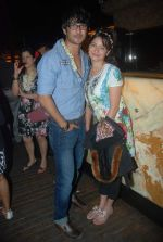 Ankita Lokhande, Sushant Singh Rajput at Nandish Sandhu_s Bday party in Sheesha Lounge on 25th Dec 2011 (51).JPG