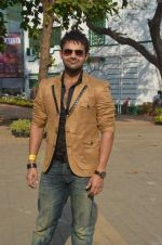 Mahakshay Chakraborty at Mid-Day Race in RWITC, Mahalaxmi on 25th Dec 2011 (19).JPG