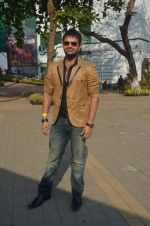 Mahakshay Chakraborty at Mid-Day Race in RWITC, Mahalaxmi on 25th Dec 2011 (20).JPG