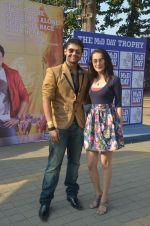 Mahakshay Chakraborty, Vaishali Desai at Mid-Day Race in RWITC, Mahalaxmi on 25th Dec 2011 (61).JPG