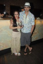 Natasha Sharma, Aditya Redij at Nandish Sandhu_s Bday party in Sheesha Lounge on 25th Dec 2011 (34).JPG