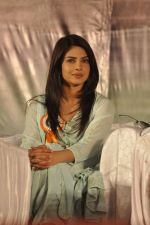Priyanka chopra graces Brahma Kumaris 75th year celebrations in Sion, Mumbai on 25th Dec 2011 (18).JPG