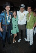 Tina Dutta at Nandish Sandhu_s Bday party in Sheesha Lounge on 25th Dec 2011 (22).JPG