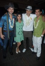 Tina Dutta at Nandish Sandhu_s Bday party in Sheesha Lounge on 25th Dec 2011 (23).JPG