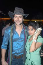 Tina Dutta at Nandish Sandhu_s Bday party in Sheesha Lounge on 25th Dec 2011 (26).JPG