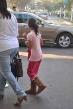 SRK_s daughter snapped at the domestic airport on 26th Dec 2011 (14).JPG
