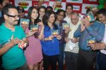 Shamir Tandon, Sunidhi Chauhan at Sadda Adda music launch in Big FM on 26th Dec 2011 (75).JPG