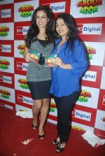 Sunidhi Chauhan at Sadda Adda music launch in Big FM on 26th Dec 2011 (81).JPG