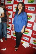 Sunidhi Chauhan at Sadda Adda music launch in Big FM on 26th Dec 2011 (84).JPG