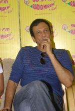 Kay Kay Menon with the star cast of Chaalis Chaurasia at Radio Mirchi in Parel, Mumbai on 27th Dec 2011 (11).JPG