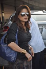 Alvira Khan leave for New Year_s celebration in Airport, Mumbai on 28th Dec 2011 (8).JPG