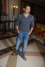 Atul Kulkarni at Chaalis Chaurasi music launch in J W Marriott on 28th Dec 2011 (8).JPG