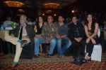 Atul Kulkarni, Naseeruddin Shah, Hriday Shetty, Lalit Pandit, Shweta Bharadwaj at Chaalis Chaurasi music launch in J W Marriott on 28th Dec 2011 (72).JPG