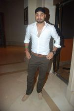 Harbhajan Singh at Chaalis Chaurasi music launch in J W Marriott on 28th Dec 2011 (117).JPG