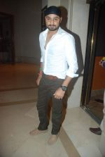 Harbhajan Singh at Chaalis Chaurasi music launch in J W Marriott on 28th Dec 2011 (121).JPG