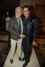 Naseeruddin Shah, Ravi Kishan at Chaalis Chaurasi music launch in J W Marriott on 28th Dec 2011 (127).JPG