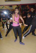 Aarti Chabbria practises for New Year_s bash in Andheri, Mumbai on 29th Dec 2011 (4).JPG