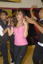 Aarti Chhabria practises for New Year_s bash in Andheri, Mumbai on 29th Dec 2011 (55).JPG