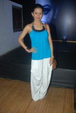 Bhavna Pani at Zee_s Dance India Dance bash by Shakti Mohan in Andheri, Mumbai on 29th Dec 2011 (18).JPG