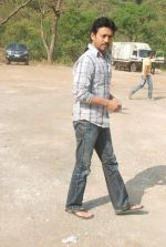 Irrfan Khan on location of film Pranam Walkum in Filmcity, Mumbai on 29th Dec 2011 (41).JPG