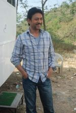 Irrfan Khan on location of film Pranam Walkum in Filmcity, Mumbai on 29th Dec 2011 (56).JPG