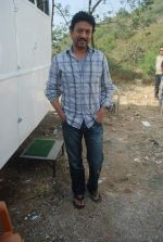 Irrfan Khan on location of film Pranam Walkum in Filmcity, Mumbai on 29th Dec 2011 (57).JPG