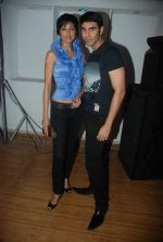 Jesse Randhawa, Sandip Soparkar at Zee_s Dance India Dance bash by Shakti Mohan in Andheri, Mumbai on 29th Dec 2011 (13).JPG