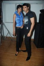 Jesse Randhawa, Sandip Soparkar at Zee_s Dance India Dance bash by Shakti Mohan in Andheri, Mumbai on 29th Dec 2011 (14).JPG